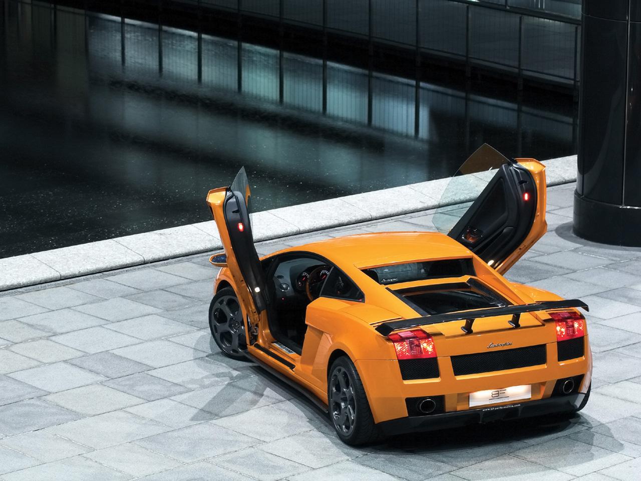 Bf Performance Lamborghini Gallardo The Car Club