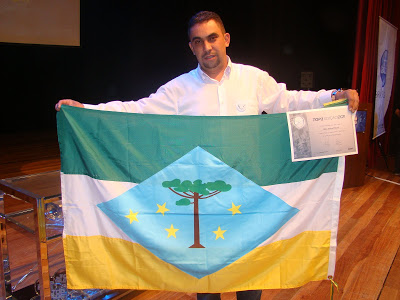 TOP BLOG 2011: Somos Top 2 na categoria Política no Brasil