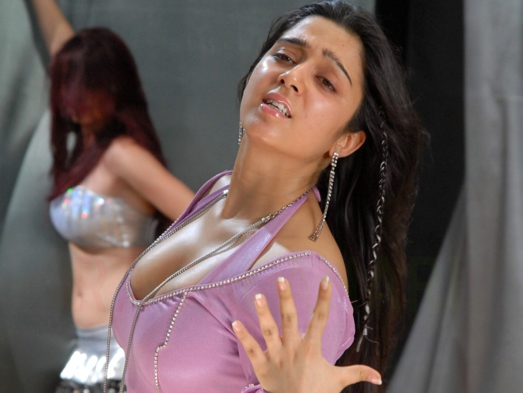 Actress Charmi Kaur Hot Sey Hd Big Boobs N Navel Pics Images S