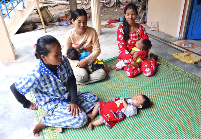 cambodia and the mdgs