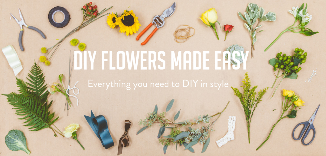 All Natural Katie Diy Event Flowers To Save Money Ad