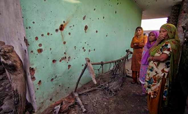 Jammu, Pakistan, BSF, International border, Jammu and Kashmir, Ceasefire violation