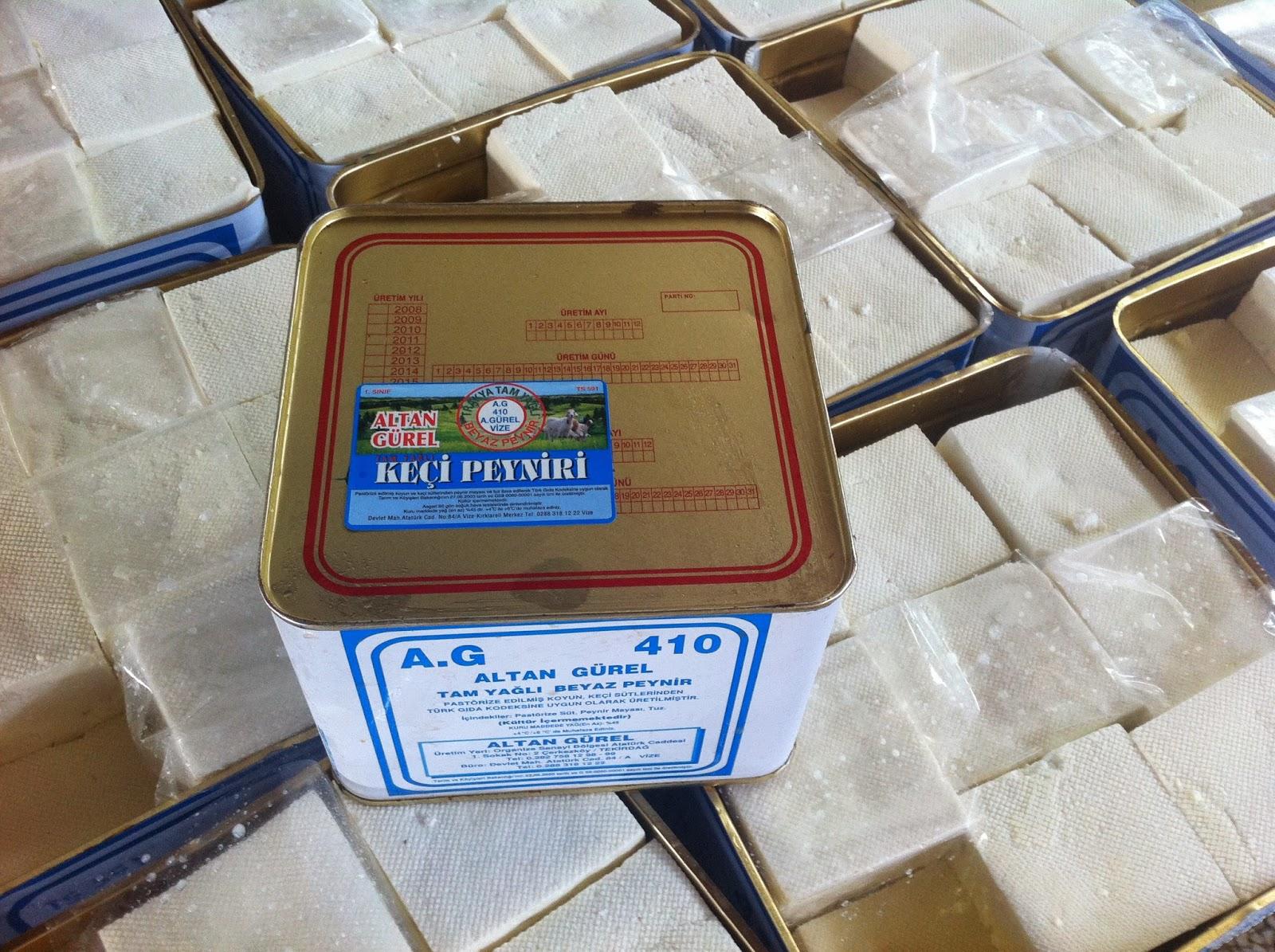 Ezine Peyniri Nasıl Saklanır