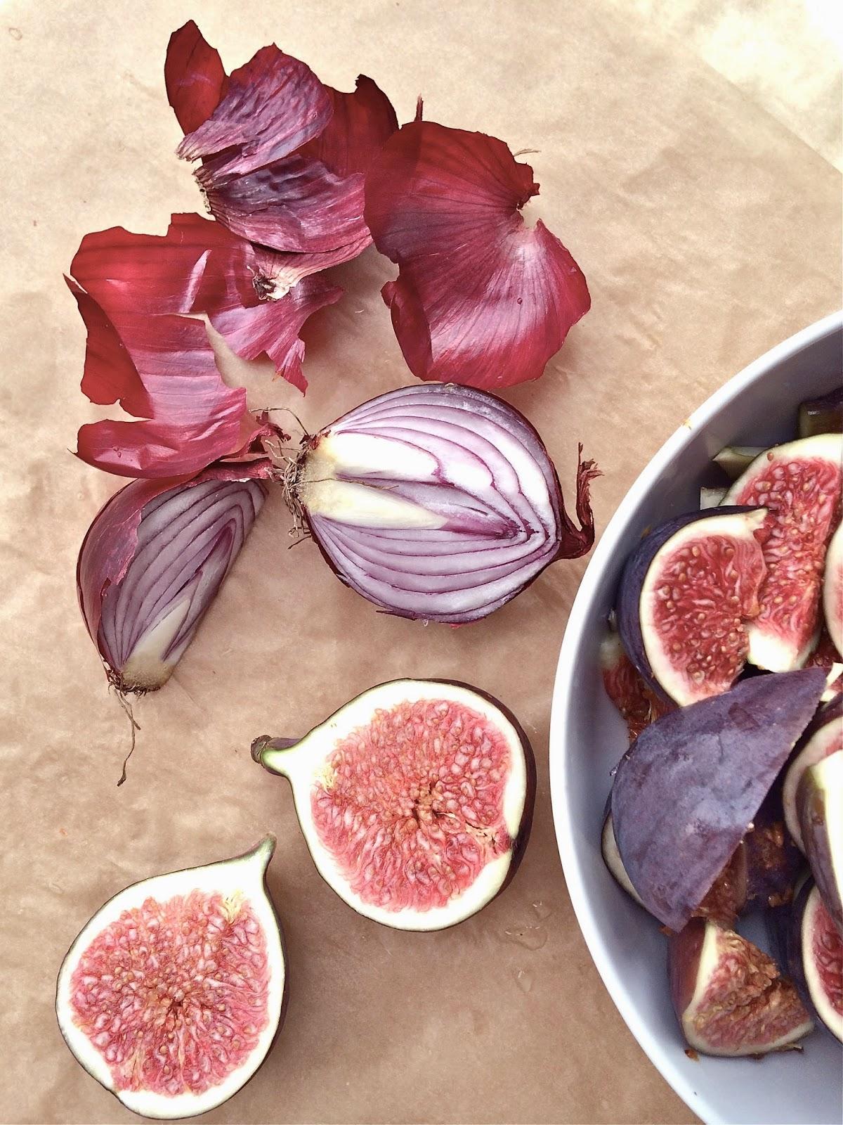 Passionately Raw! : Raw Fig Chutney