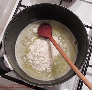 Пирожное Шу-приготовление