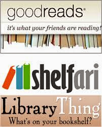 Good reads, it's what your friends are reading! Shelfari. Library Thing. What's on your bookshelf?
