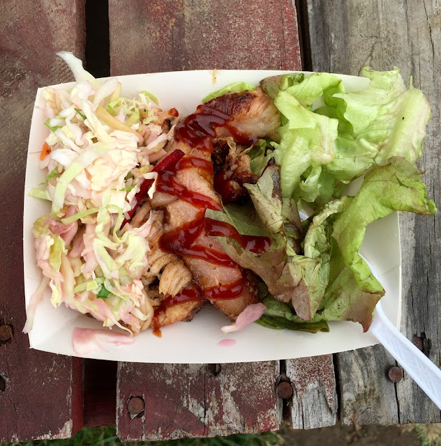Victorian Cider and Pork Festival, Yarra Valley, pig jowl