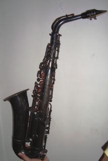 Saxophone Alto Yamaha Jepang, YAS 21S Tahun 70-an