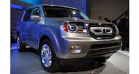 Introduction – New Honda Pilot Redesign
