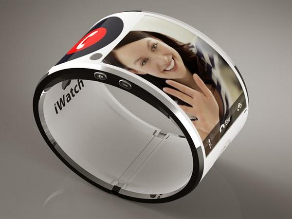 iWatch concept design