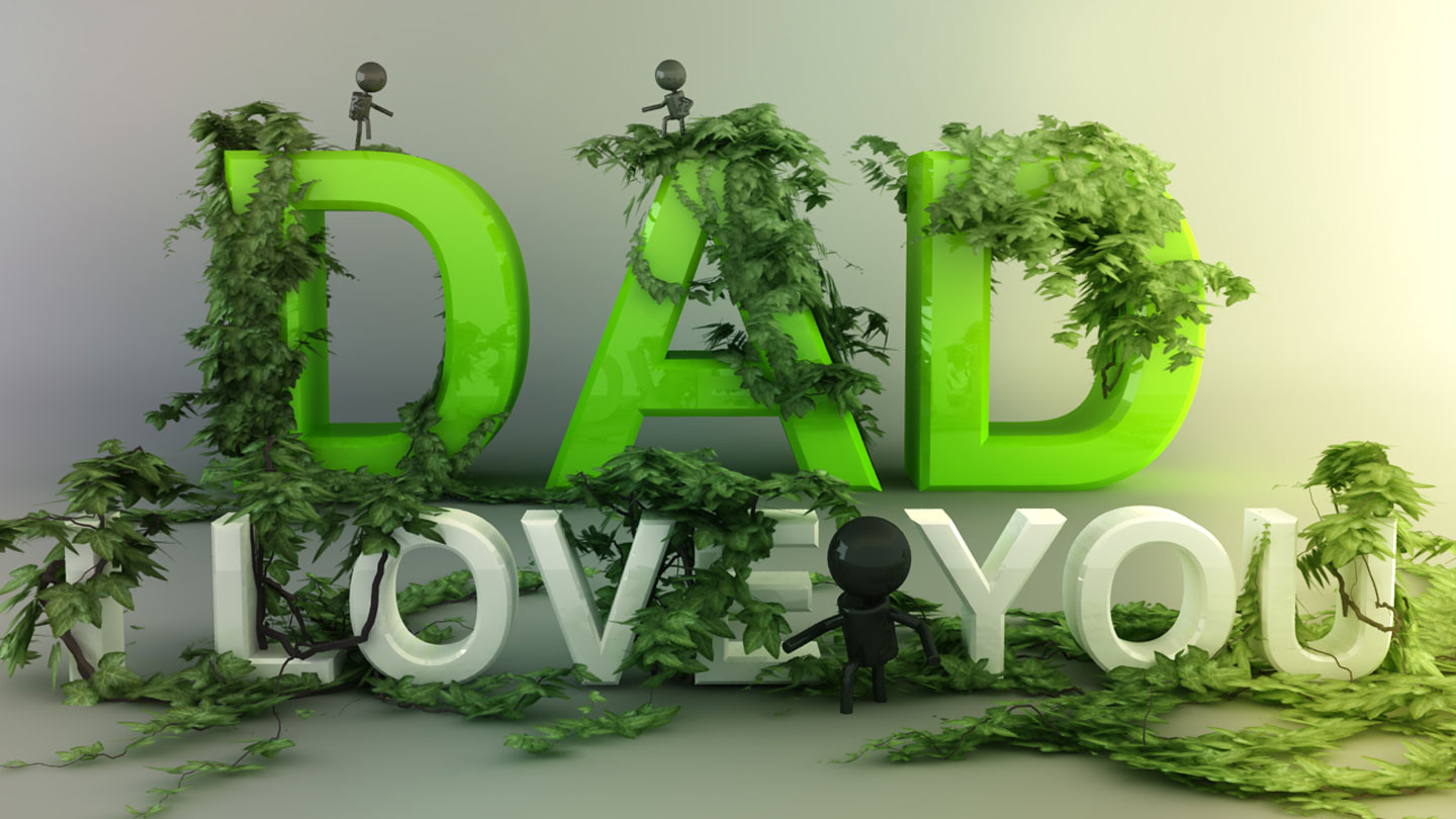 Dad I Love You Images HD