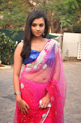 Priyanka photos in saree-thumbnail-10