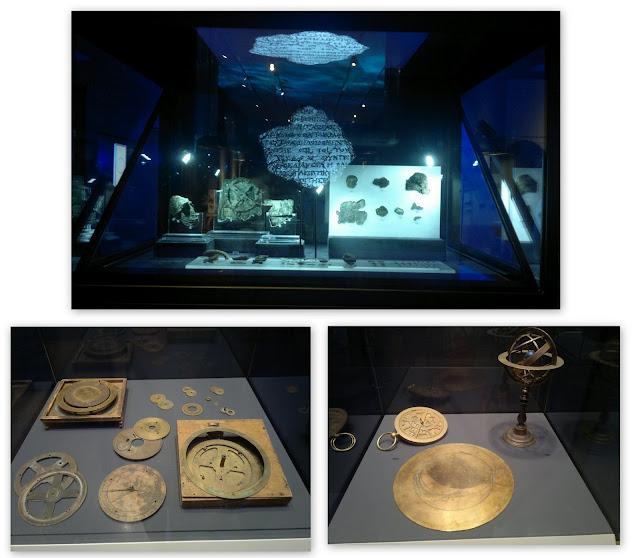 antikythera shipwreck mechanism