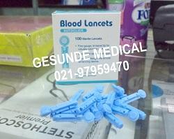 Jarum Lancet Onemed