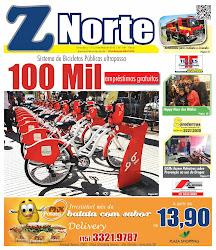 Jornal Z Norte - 199ª Edição  (17 à 23/05/2013)
