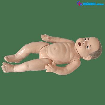 Manikin Bayi Resusitasi Dada Terbuka