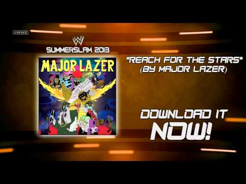 Summerslam 2013 OFFICIAL Theme Song ''Reach For The Stars'' (HD)