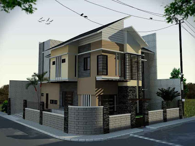 Desain rumah hook