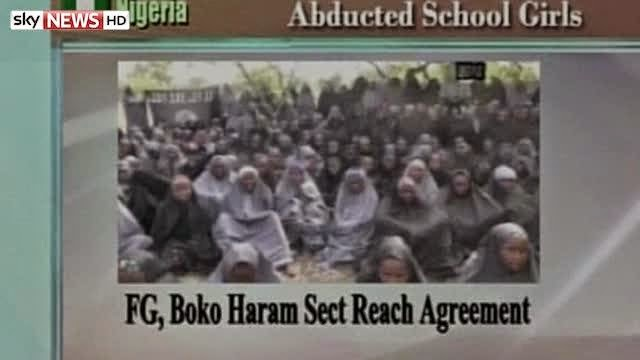Nigeria, Boko Haram Agree Ceasefire & Deal to Free 219 Schoolgirls