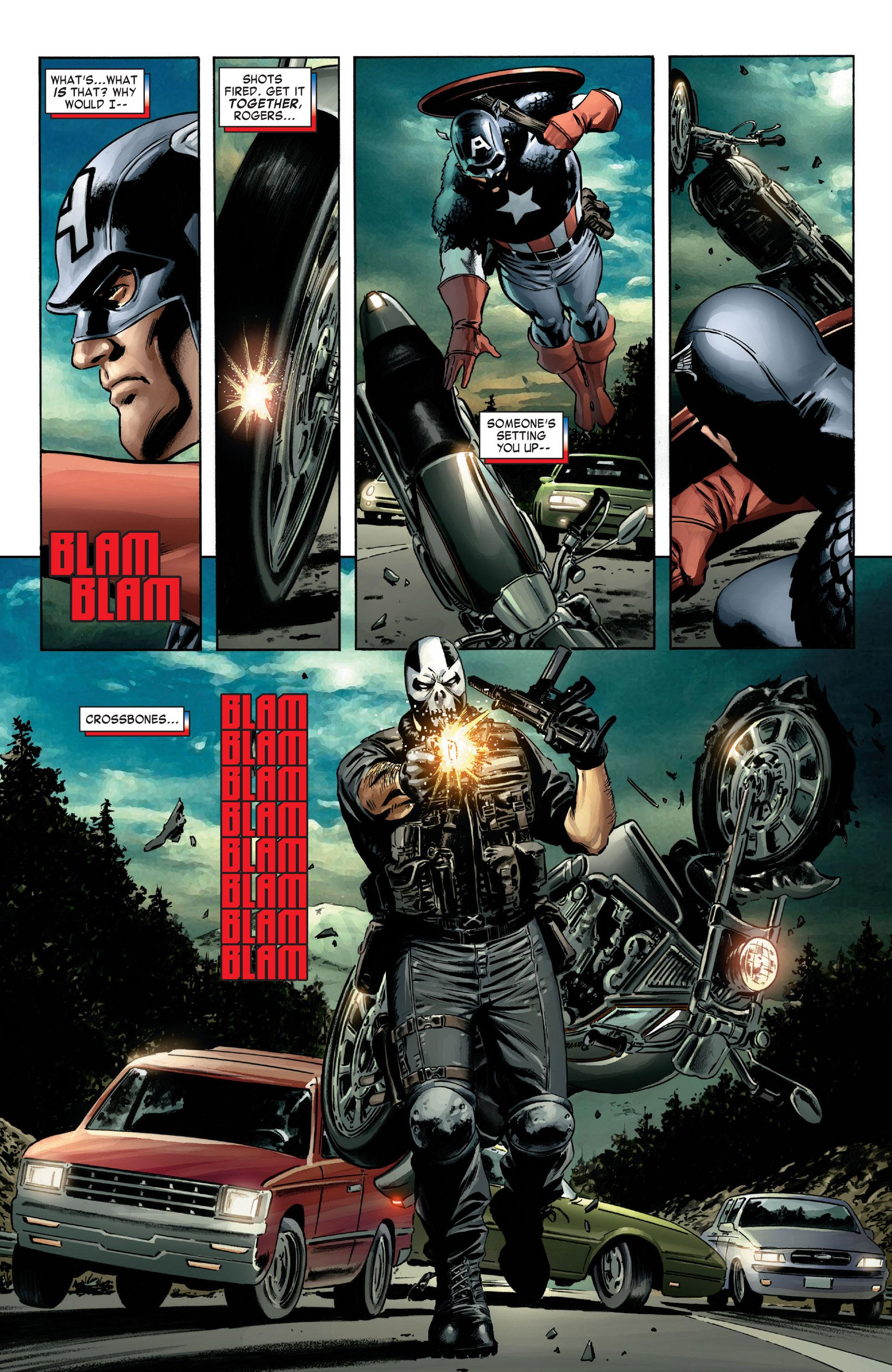 Captain America (2005) Issue #4 #4 - English 15