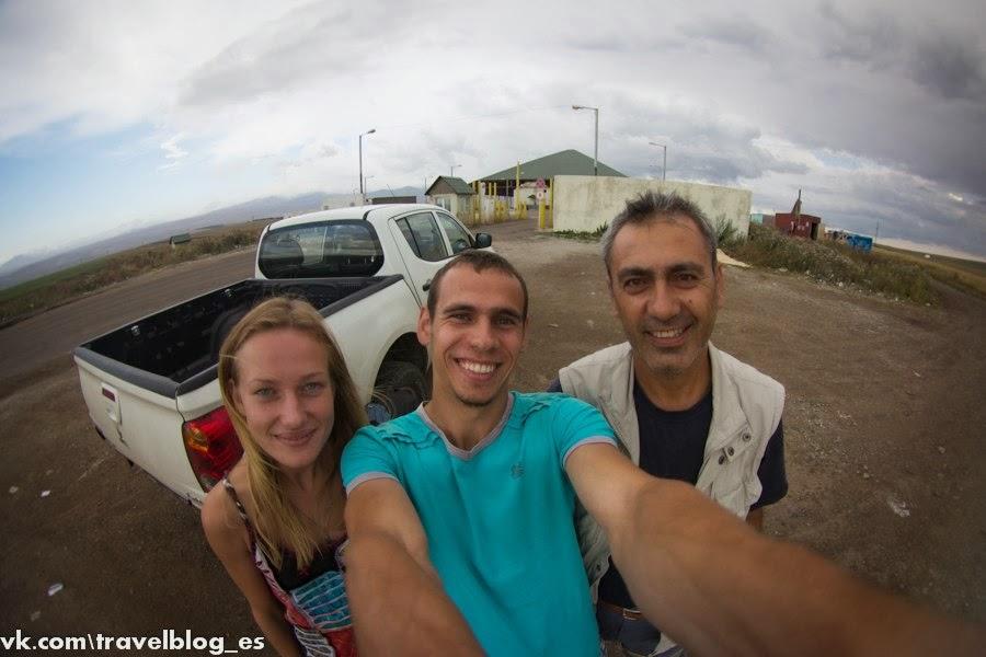 Из Батуми в Ереван через поселок Хуло и Гюмри – путешествие автостопом