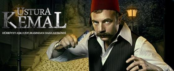 Ustura Kemal - Dizi