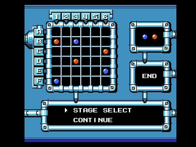 Megaman 3 password generator