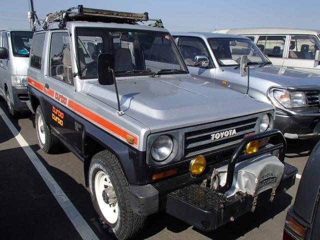 10k Flash: Turbo Scat: 1980s Toyota Blizzard Diesel