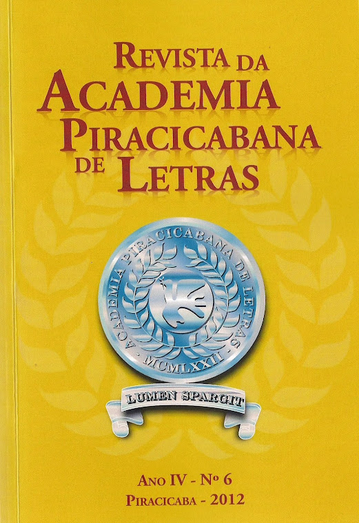 Revista da Academia Piracicabana de Letras - vol 6