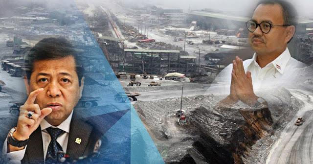 """Drama pencatutan nama Presiden Jokowi dan Wakil Presiden Jusuf Kalla kian membenamkan pemerintah dalam perseteruan yang tidak penting. Pasalnya, saat ini upaya mengembalikan tambang yang dikelola PT Freeport ke pangkuan Indonesia justru sama sekali tidak jelas. Pemerintah kembali diingatkan tentang keberadaan Undang-Undang nomor 4/2009 tentang mineral dan batu bara (minerba) mengamanatkan tambang agar dikuasai negara untuk mensejahterakan rakyat.   Anggota DPR Fraksi PDIP Effendi Simbolon menuturkan bahwa pencatutan nama presiden dan wapres ini memang perlu untuk ditelisik dan diungkap kebenarannya, namun begitu ada hal yang jauh lebih penting lagi ketimbang persoalan pencatutan nama. Yakni, soal bagaimana mengembalikan tambang yang ditangan PT Freeport ke Indonesia. """"Sesuai UU Minerba setidaknya pemerintah harus menguasai 51 persen saham,"""" ujarnya, ditemui dalam sebuah acara diskusi di Cikini kemarin.   Saat ini bagaimana dengan upaya tersebut justru sama sekali belum jelas. Pasalnya, PT Freeport justru menginginkan saham itu dijual melalui pasar saham. Hal tersebut sama saja dengan menjual tambang untuk bisa dicaplok perusahaan luar negeri. """"Seharusnya, pemerintah yang langsung membeli saham itu. Nilainya setiap 10 persennya sekitar 10 miliar dollar. Saya yakin pemerintah punya uang kok,"""" ujarnya."""