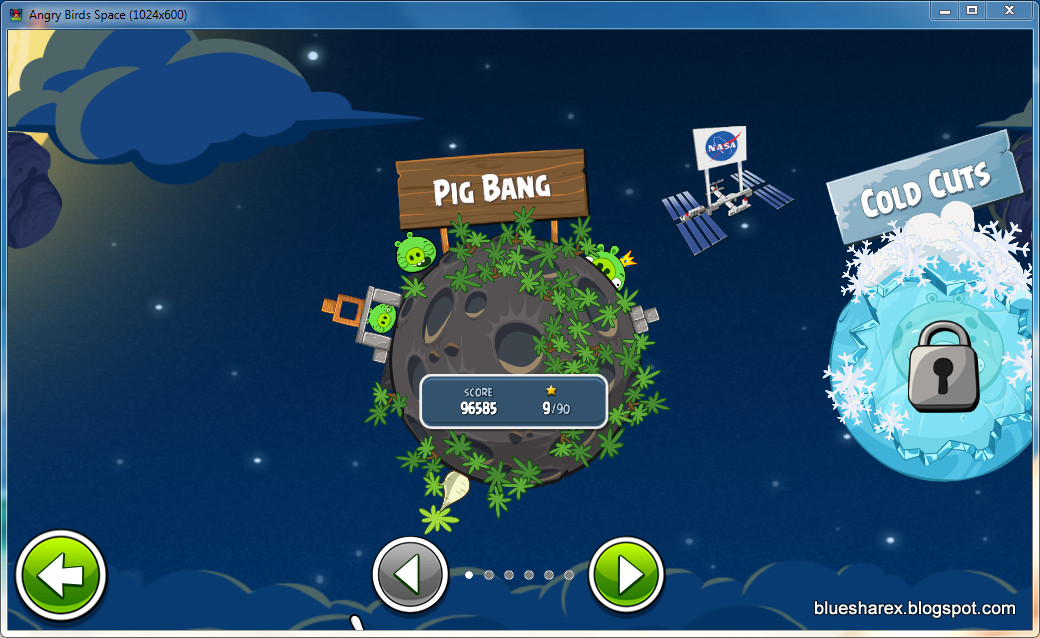 Angry birds Space FULL Patch Serial Download