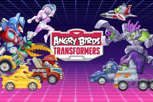 Angry Birds Transformers v1.6.16 Apk + Datos SD Mod [Dinero / Desbloqueado]