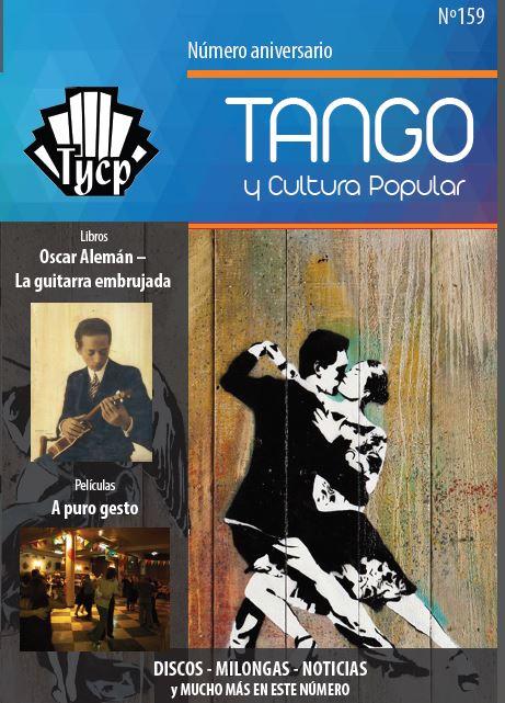 Tango y Cultura Popular N° 159