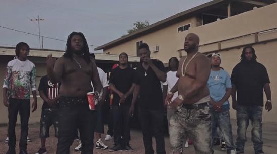 Fat Trel - Feel No Pain (Feat. Yowda & P Wild) [Vídeo]