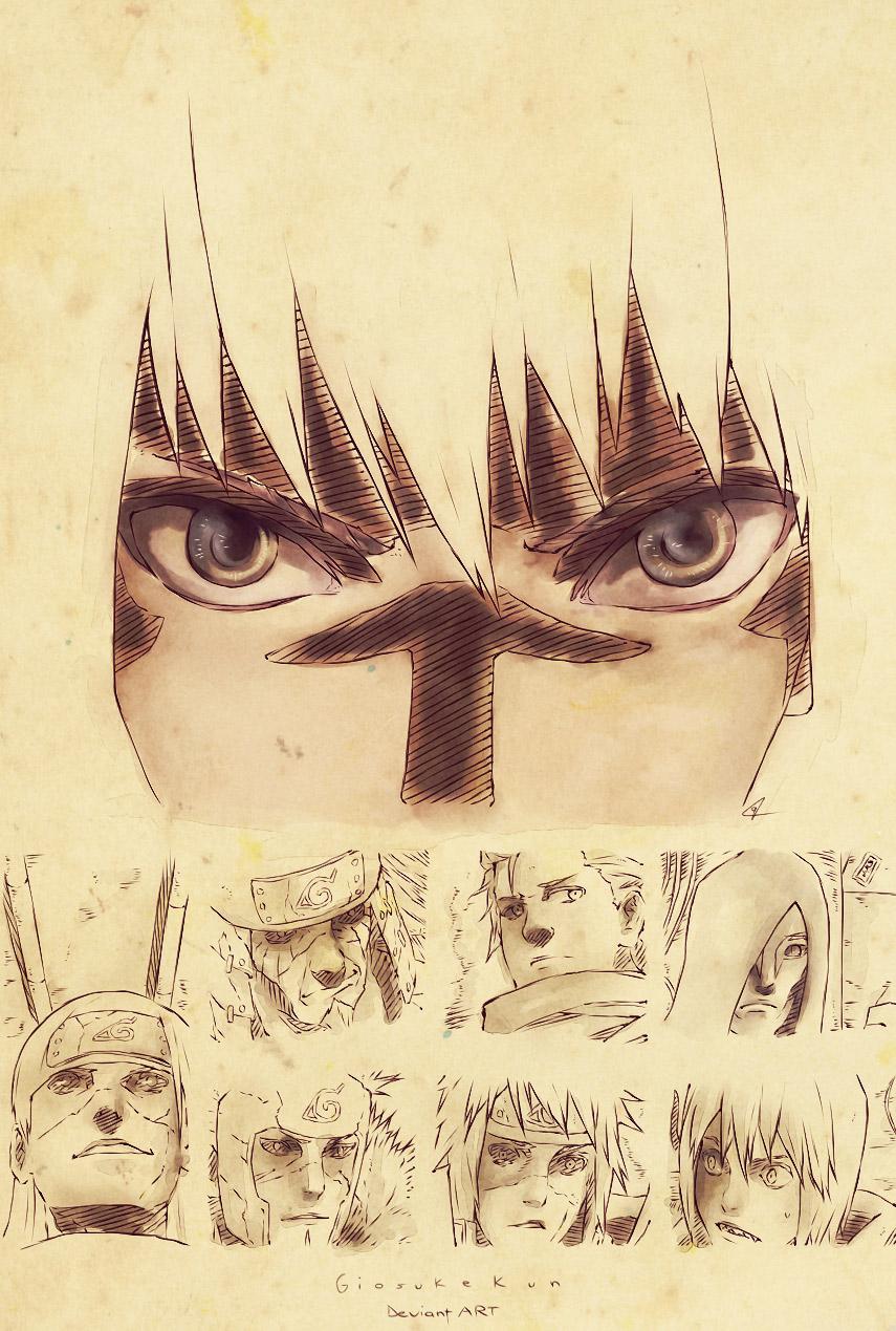 Naruto chap 633 Trang 22