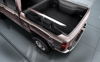 2011 GMC Sierra HD Concept Pictures