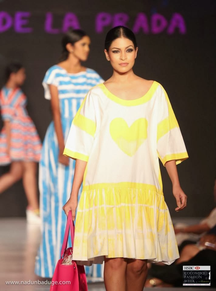 Colombo Fashion Week 2014  Day One Gihani Gunaratne