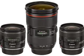Daftar Harga Lensa Kamera Canon L Series Terbaru