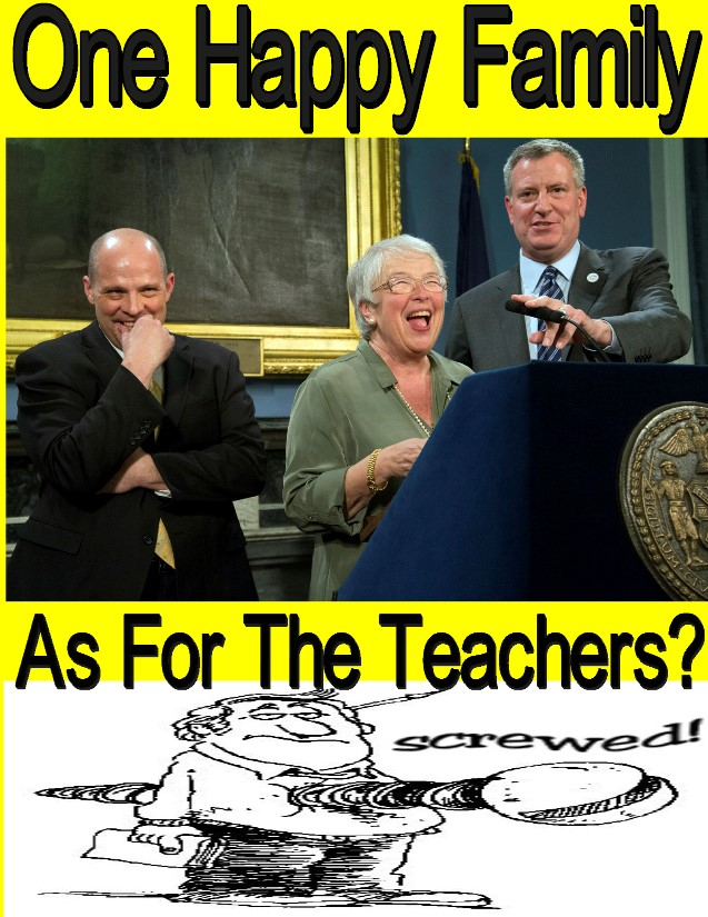 Teachers Union Leader We Wont Work With >> Chaz S School Daze While Our Disconnected Union Leadership Supports