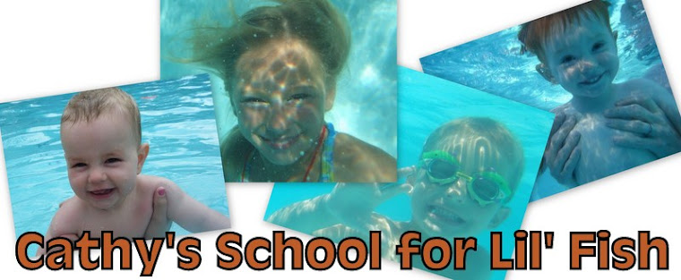 Cathy&#39;s School for Lil&#39; Fish - Swimming Lessons for Boise, Meridian, and Eagle Idaho