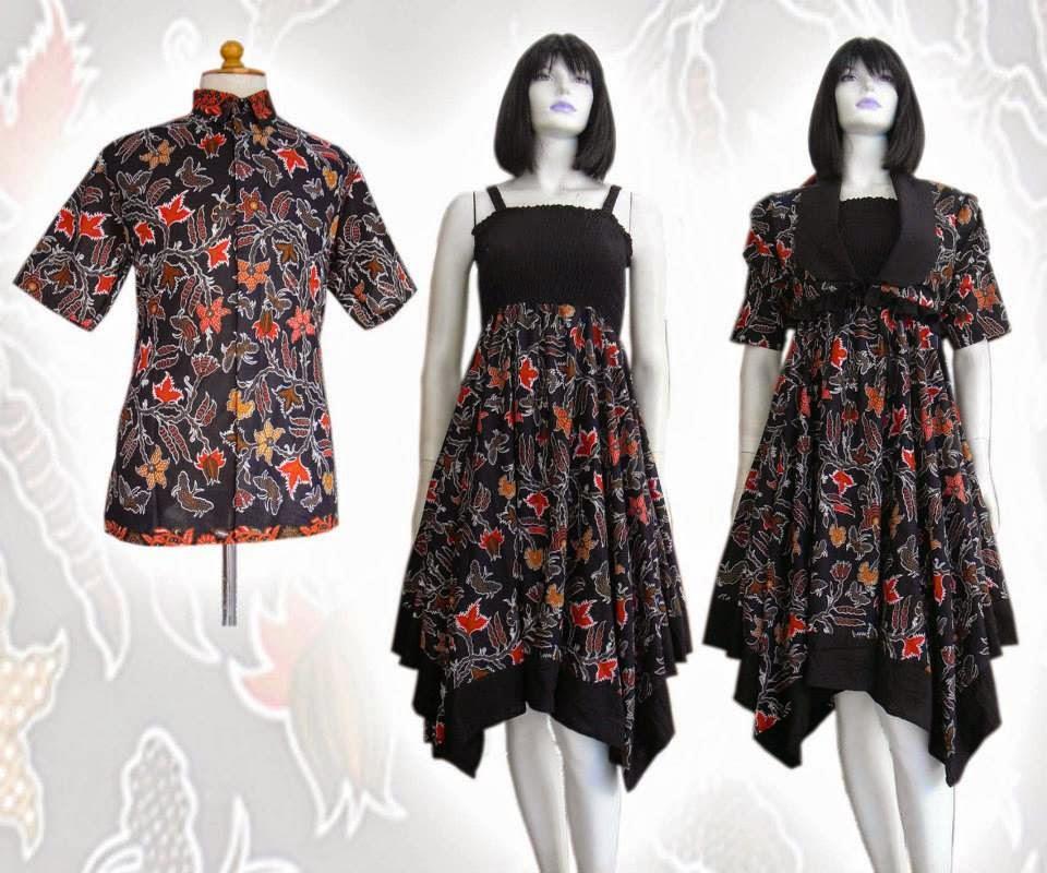 Dress Batik Wanita Terlaris Terbaru Masa Kini