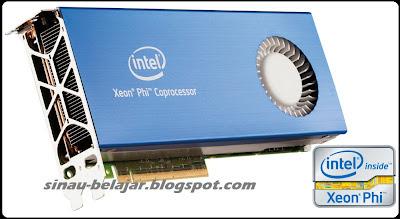Coprocessor Intel® Xeon® Phi™ Berbasis Asitektur Intel Many Integrated Core