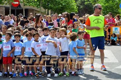 Cross Escolar Carlos III Aranjuez