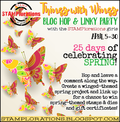 **Check It Out! Things With Wings Blog Hop Party**