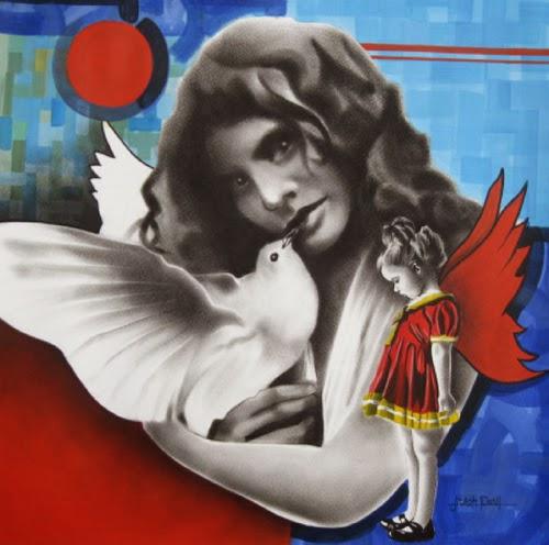 Debut Solo Exhibition by Jitesh Patil at Pradarshak, Mumbai