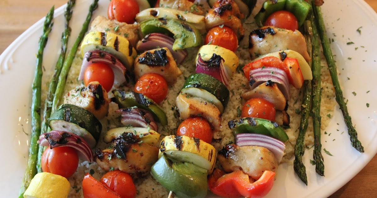 Whats For Sunday Dinner Chicken Kabobs