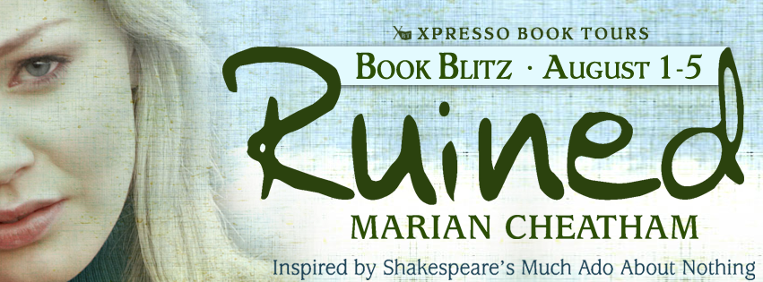 Ruined by Marian Cheatham Book Blitz