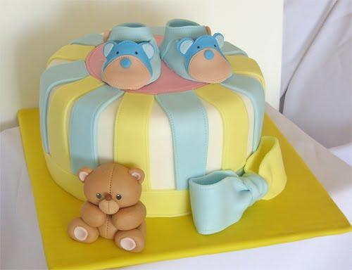 Детский тортик на заказ на 1 годик фото