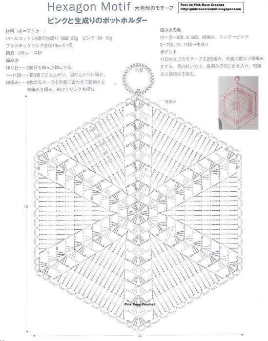 Вязание крючком для начинающих схемы с подробным описанием прихваток 88