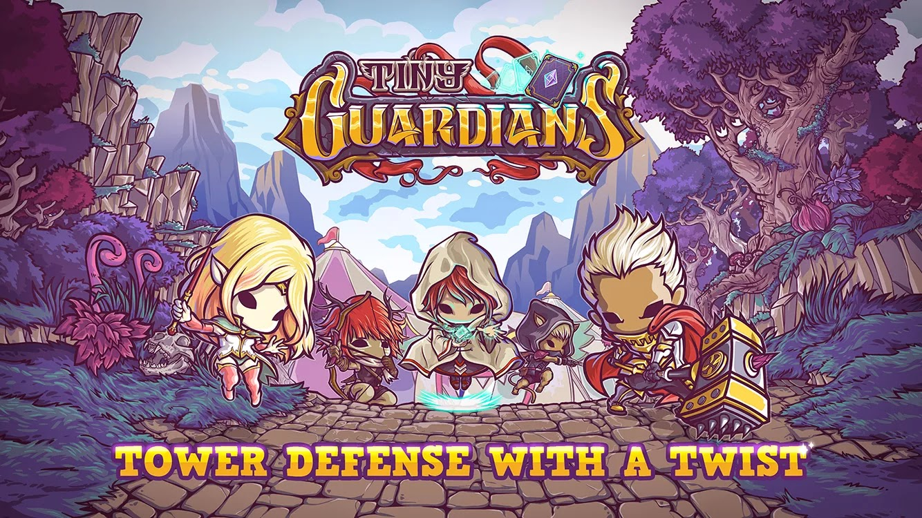 Tiny Guardians v1.0.4 Mod